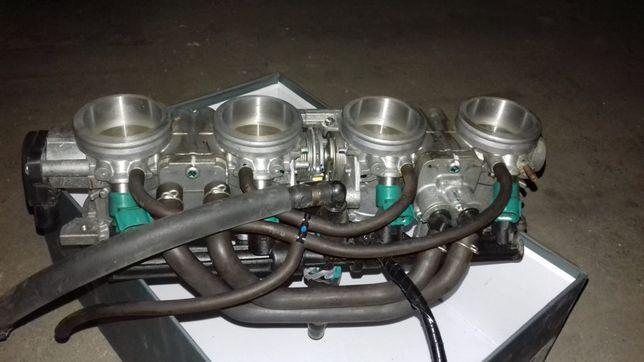 Przepustnice,wtryski Honda CBR 1000 SC59