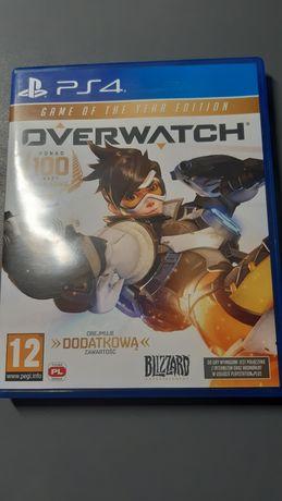 Gra Overwatch na PS4