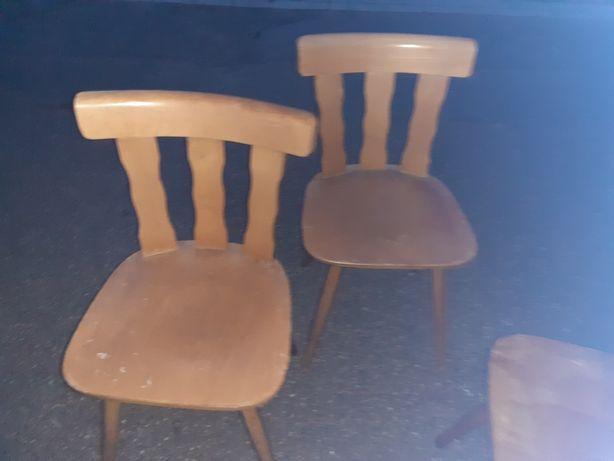 Krzesła _ Patyczaki _