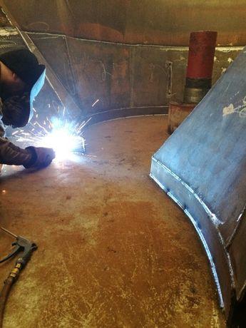 wóz paszowy paszowóz ślimak remonty naprawa