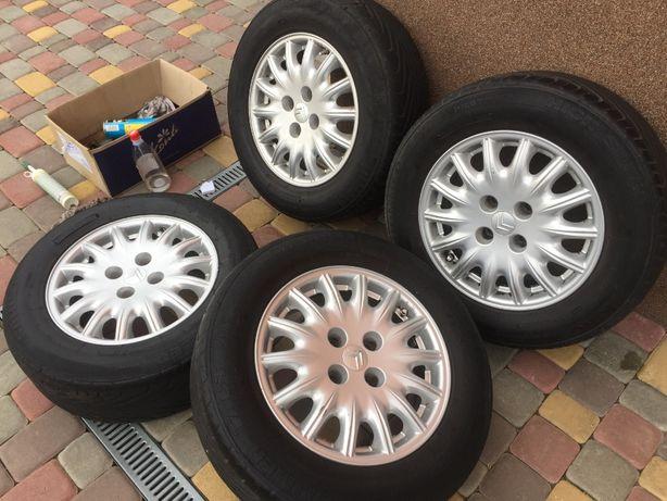 Тітанові діски BufaLo 4*108 R15 Ford-Audi-Citroen-Peugeot