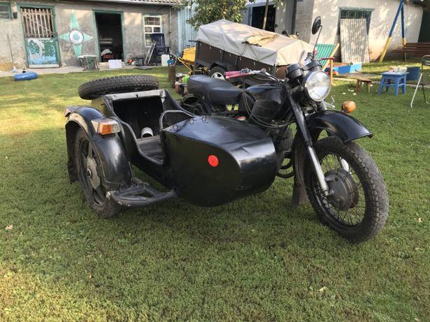 Мотоцикл Днепр-11