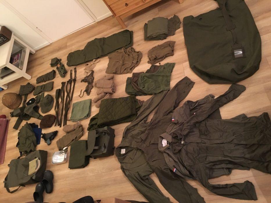 Material Airsoft/Roupas militar