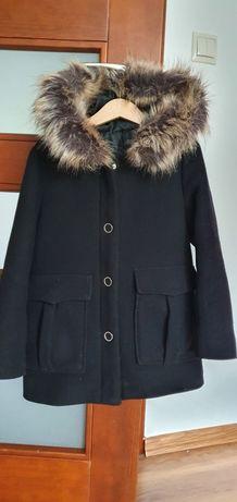Zara płaszcz 122
