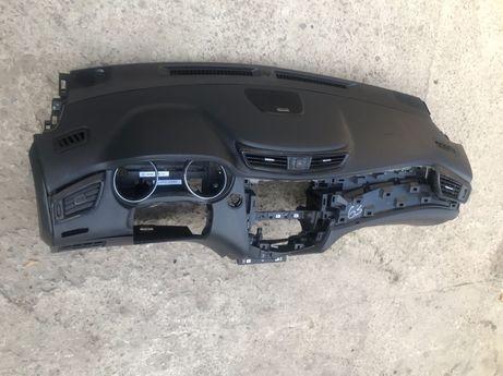 Торпеда Nissan Rogue 2017 BOSE передняя панель ниссан рог шрот
