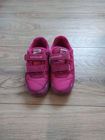 Buty sportowe Adidasy dla dziewczynki 29 Sprandi różowe