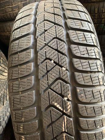 шины б/у зима 215/55 R17 Pirelli SottoZero 3