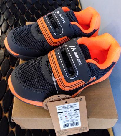 Nowe buty Martes Sport