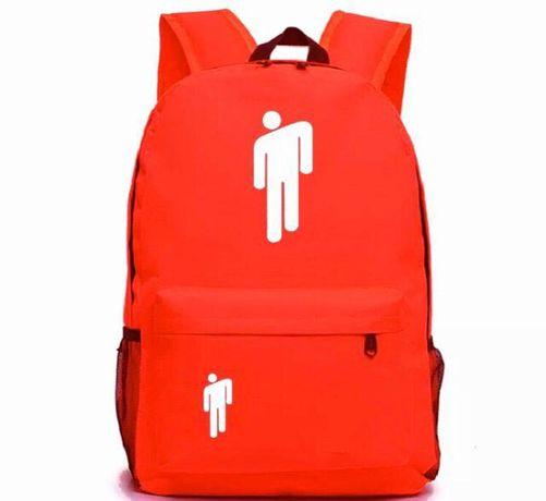 Стильный рюкзак Билли Айлиш BILLIE. Новый.