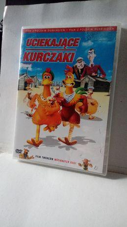 Uciekające Kurczaki [DVD]