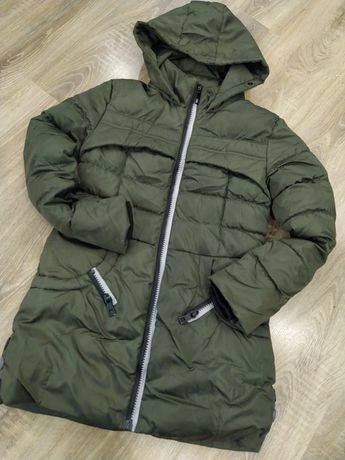 Женская, яркая стильная куртка р. S-M