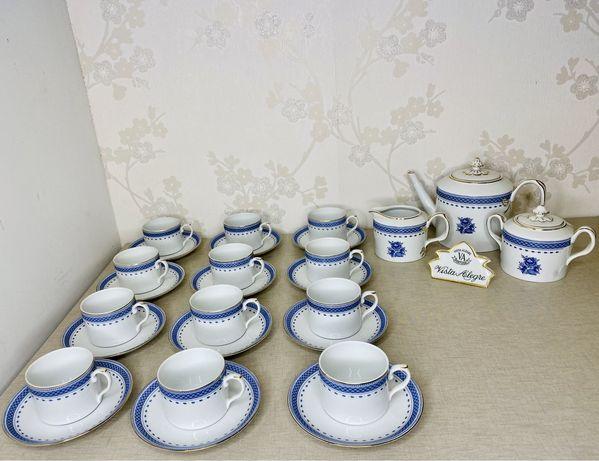 Serviço de chá Cozinha Velha Completo Vista Alegre