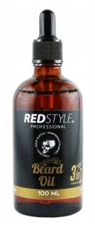 RED STYLE Beard Oil olejek do brody zarostu - Super zapach