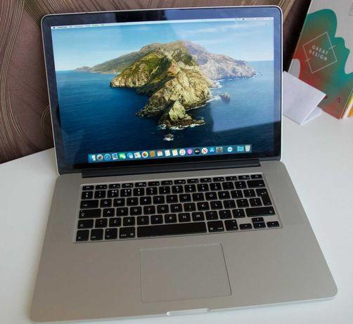 """MacBook Pro 15"""" Retina Mid 2014 i7 2,5GHz 16Gb 512 SSD GT750M 2GB"""