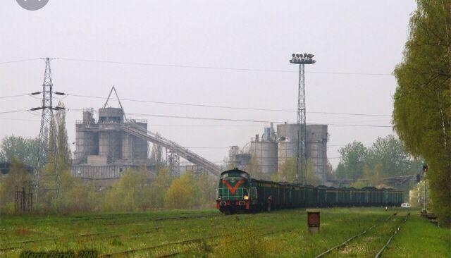 Działka przemysłowa z bocznicą kolejową