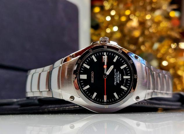 Zegarek SEIKO Sporttura Kinetic Auto Relay Automatyczny Ruch Kinetyczn