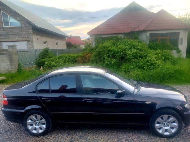 BMW 320 на укр номерах