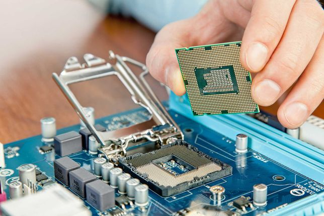 Reparação, Limpeza, Montagem & Ajuda na escolha das peças