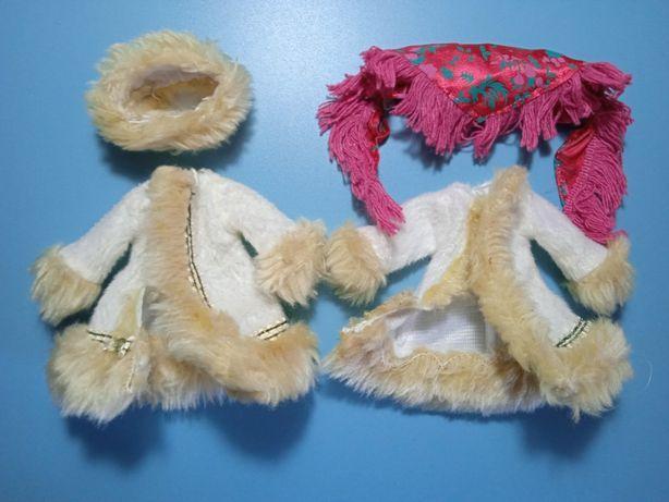 Одежда народный костюм для фарфоровых кукол