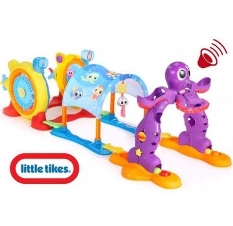 Plac zabaw, tor przeszkód, zabawka edukacyjna, litlle tikes