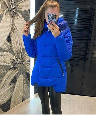 Курточка зимняя 44-46р
