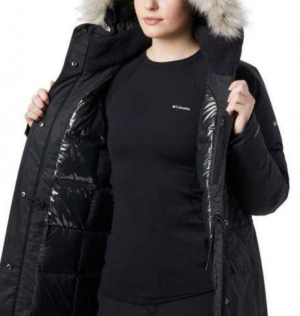 Жіноча пухова куртка
