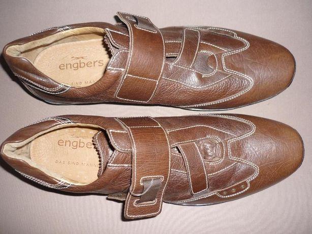 Кроссовки - туфли кожаные. Германия