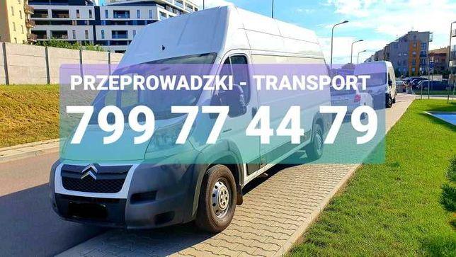 Przeprowadzki, Transport, Taxi Bagażowe, IKEA, CASTORAMA, OBI