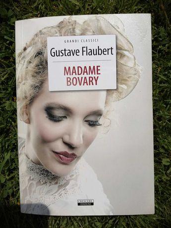 Książka w języku włoskim Madame Bovary, Gustave Flaubert
