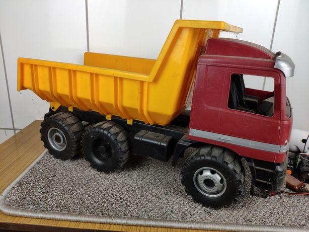 Zabawka samochód wywrotka tir dla dziecka duży 65 cm X 28cm