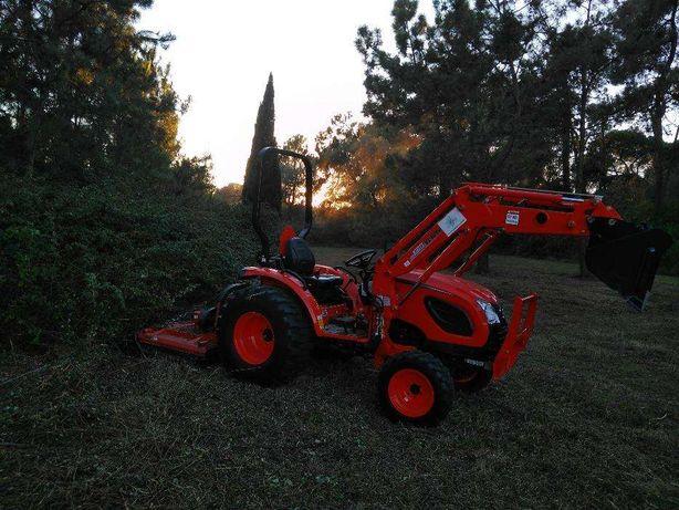 Tractor 40cv Hidrostatico 400horas