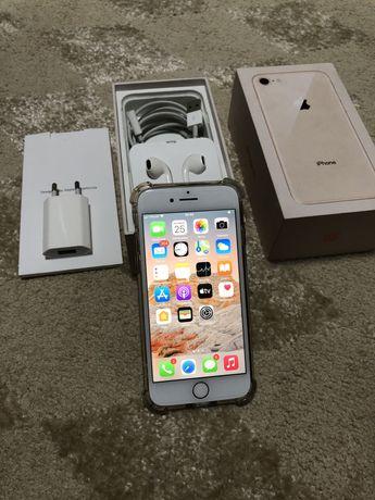 Iphone 8 64 gb неверлок с комплектом