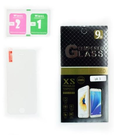 Szkło Hartowane do iPhone 5 SE 6 6S 6S+ 7 8 X XS 11 APPLE - DOSTAW