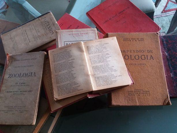 Livros Antigos de Coleção