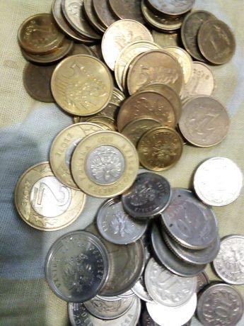 Монеты Польши разные