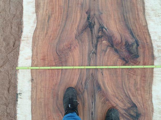 Monolit stół deska blat drewniany drzewo dąb jesion kuchnia łazienka