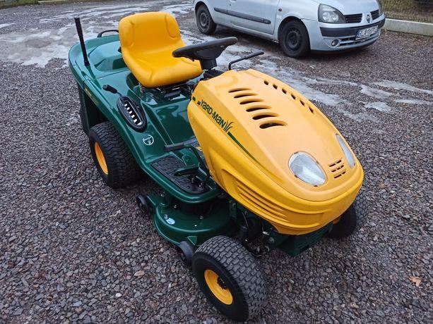 Traktorek kosiarka YARD MAN Kohler 18km POMPA OLEJU hydro OKAZJA!!!