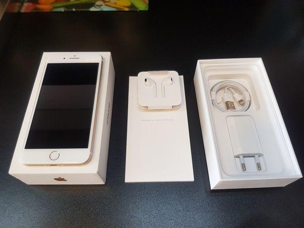 Iphone 7 plus 256gb Gold idealny zero rysek