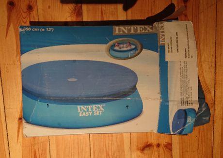 Pokrywa/plandeka na basen INTEX Easy set 366 cm