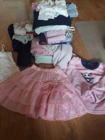 Ubranka dla dziewczynki 4 lata wzwyż REZERWACJA
