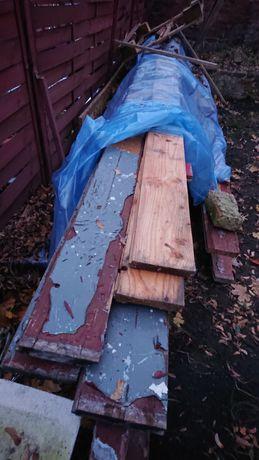 Deski drewno ze starej podlogi . Zdrowe, ładne
