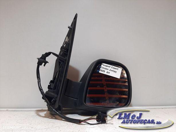 Espelho elétrico Dto Usado Peugeot Expert - Citroen Jumpy 2020 REF. 98155882XT