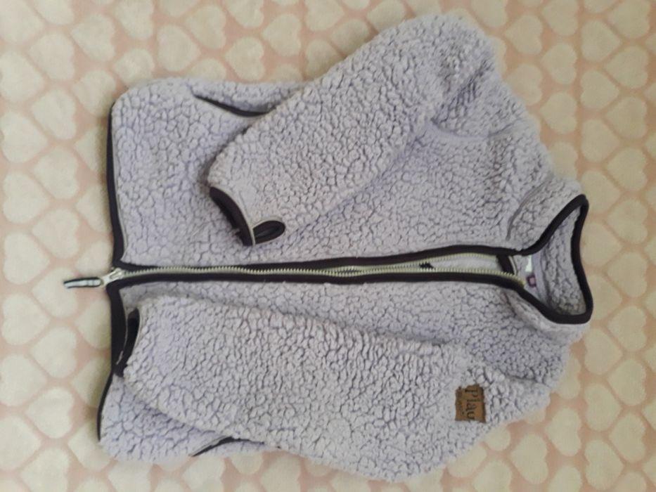 Bluza 128cm fioletowa Szczecin - image 1