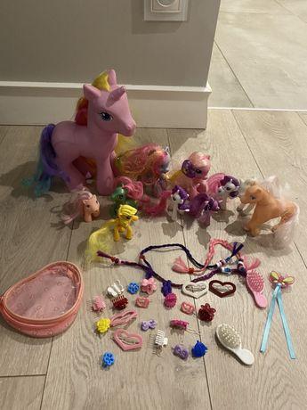Kucyki Pony plus akcesoria