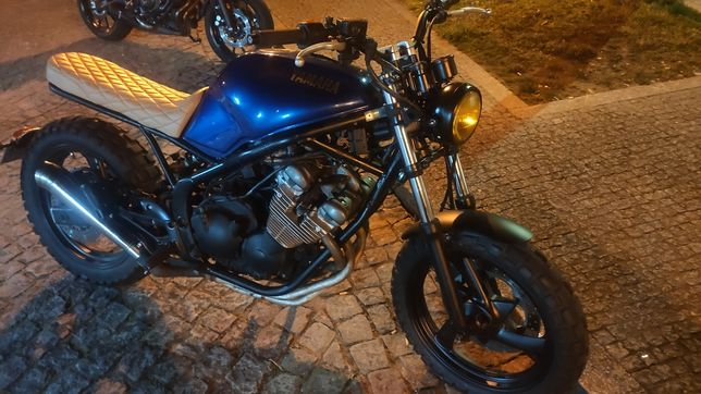 Yamaha xj600 in pack