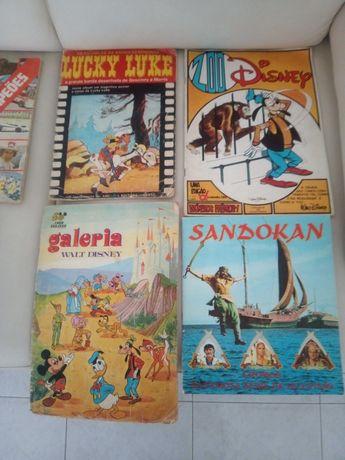 Coleções da década de 70