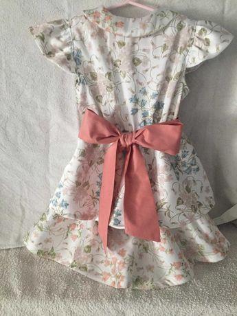 Vestido saia para menina