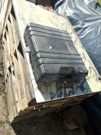 Antena satelitarna mobilna camper tir ciężarówka walizka dekoder