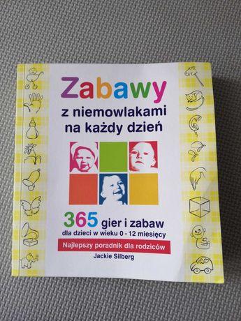 Zabawy z niemowlakami książka