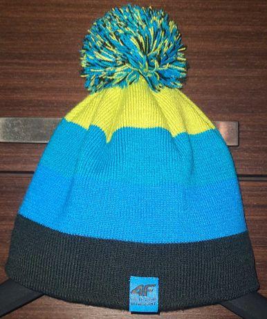 4F czapka zimowa narciarska dziecięca